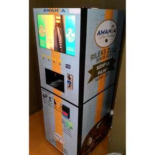 Coffee Vending Machine 4 Flavour