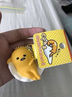 Gudetama egg squishy