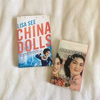 Lisa See Books
