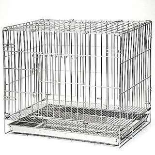 不鏽鋼狗籠