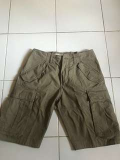 H&M Cargo Short Size 28