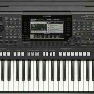 Dijual Keyboard Yamaha PSR S770 Promo DP 0% + Free 1x Angsuran Pakai Home Credit