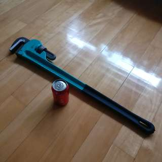 36 inch 90cm pipe wrench