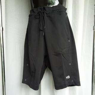 Y3 by Yohji Yamamoto Sports Shorts