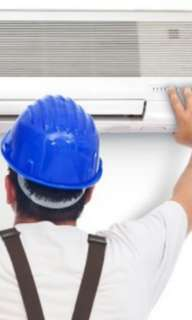 Aircon Servicing - Water Leaking