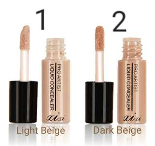 PRO ARTIST EYE CONCEALER 6ML/Suitable for eye dark circle full  coverage