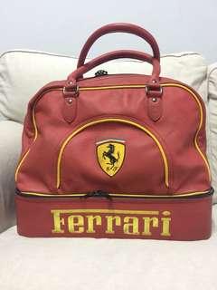 Ferrari Leather Bag