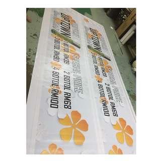 Perkhidmatan Mencetak Banner
