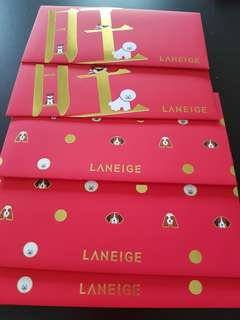 Red Packet Laneige 2018