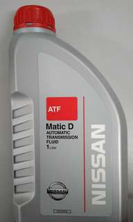 Nissan ATF Matic D
