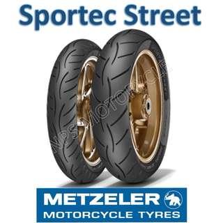 Metzeler Sportec Street