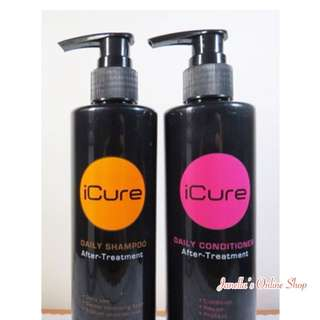 iCure Shampoo and Conditioner 300ml