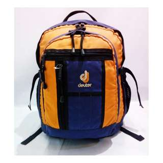 Tas Deuter Orange Backpack Original - TS.97