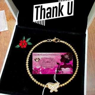 Bangle 916 Gold