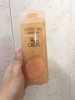 L'oreal 360 Facial Cleanser