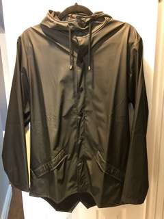 Rains Jacket from Aritzia