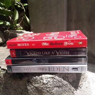 Bundle A - Me Before You Book