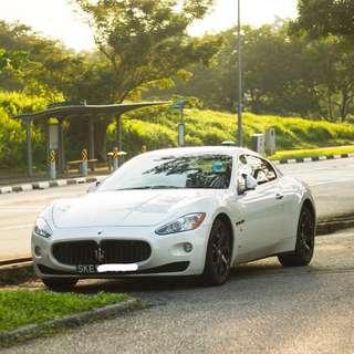 Maserati GT - Wedding Car/ Event/ Car Rental