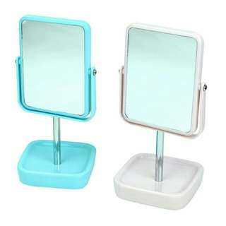 Pastel Rectangle Table Mirror