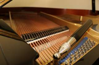 Piano tuning, refurbished service