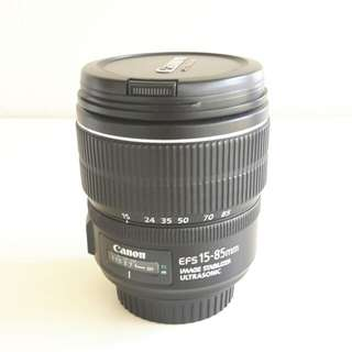 Canon efs 15-85mm