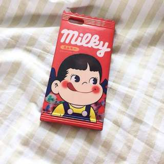 Casing iPhone 6 Milky Jelly