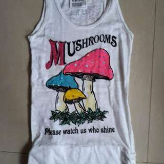 Mushroom Semi Dress