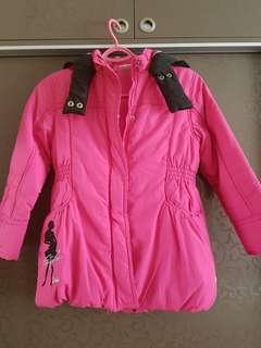 Preloved Winter Girls Barbie Jacket