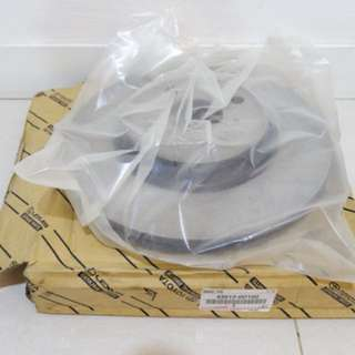 Piringan rem / Disc brake Toyota Yaris Tipe S