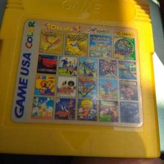 Pokemon Gameboy cartridge