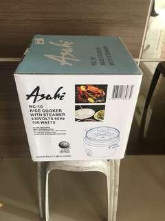 Brand New Asahi Rice Cooker