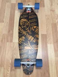 Landyachtz Carbon Mummy longboard