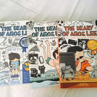 The Diary Of Amos Lee (CLEARANCE)