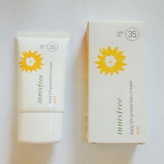 Innisfree Daily UV Protection Cream Sunblock SPF 35 PA++ 60 ml