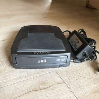 JVC DVD Writer DVDRW External Optical Drive DVD Player