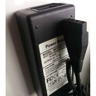 5V 12V power adapter for old type IDE hard disk