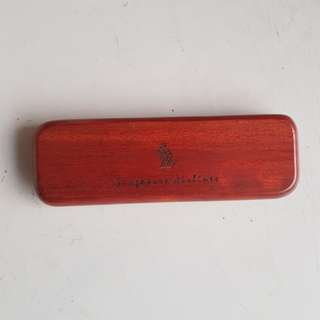 Singapore Airlines Limited Edition Wood Pen Set.