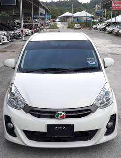 SAMBUNG BAYAR / CONTINUE LOAN   PERODUA MYVI 1.5 SE MANUAL YEAR 2015 MONTHLY RM 575 BALANCE 6 YEARS + ROADTAX VALID TIPTOP CONDITION  DP KLIK wasap.my/60133524312/myvise