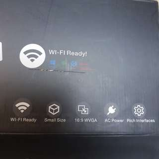 WiFi ready LED Projectot