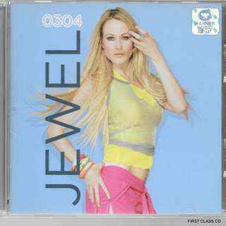 MY PRELOVED CD - JEWEL 0304 / /FREE DELIVERY (F3Y)