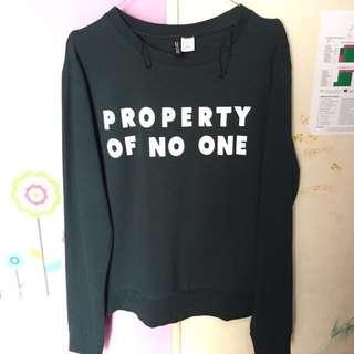 Sweater H&M (Reprice!)