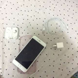 Iphone 6plus 64gb globelocked