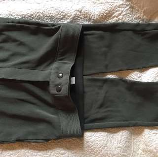 American Apparel Riding pants M
