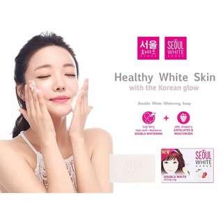 Seoul White Korea Soap