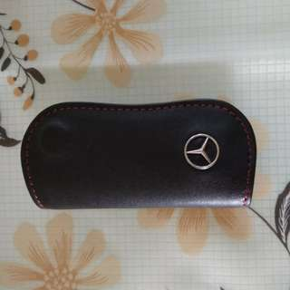 Mercedes authentic Car Key Pouch