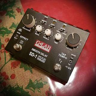 G Lab Smooth Delay SD 1 Max Analog