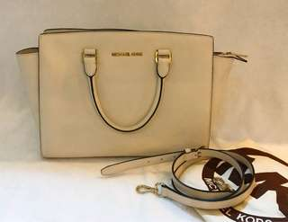 Michael Kors Selma Bag (Large)
