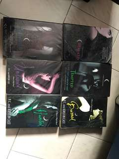 House of nights books