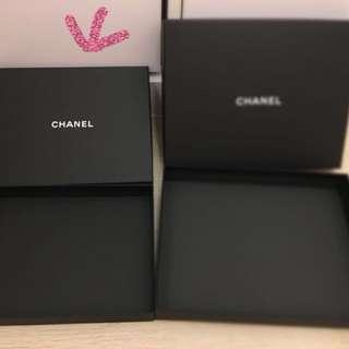 Chanel 扁身盒 細size
