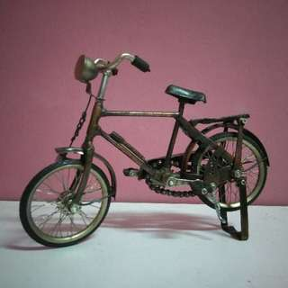 Bicycle miniatur - Toys (working gear)